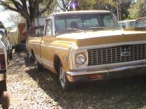 1972 Chevy LWB Truck