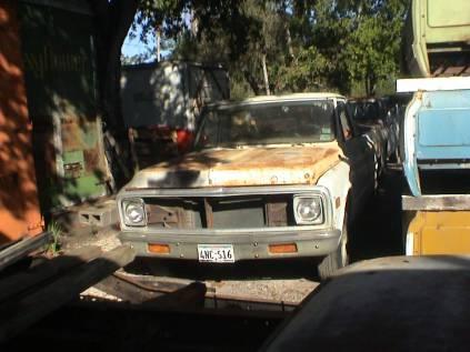 1971 Chevy LWB... Custom 10-1