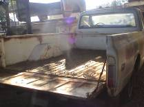 1971 Chevy LWB... Custom 10