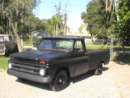 Totally Re-stored 1965 Chevy Truck...